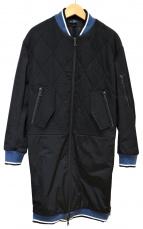 ANYA HINDMARCH(アニヤハインドマーチ)の古着「ロングボンバージャケット」