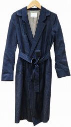 TARO HORIUCHI(タロウ ホリウチ)の古着「ロングコート」