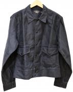 RRL(ダブルアールエル)の古着「Embroidered Overshirt」