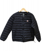 DANTON(ダントン)の古着「CREW NECK INNER DOWN JACKET」