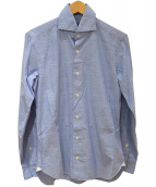 BARBA(バルバ)の古着「DANDY LIFEシャンブレーシャツ」