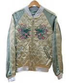 AVIREX(アヴィレックス)の古着「スバーシブルスーベニアジャケット」