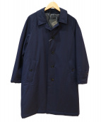 J.PRESS(ジェイプレス)の古着「ダウンシートコート」 ネイビー
