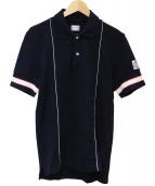 MONCLER GAMME BLEU(モンクレール ガム ブルー)の古着「ポロシャツ」