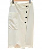 IENA(イエナ)の古着「ラップスカート」