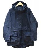 Engineered Garments(エンジニアードガーメンツ)の古着「WARBY JACKET」 ネイビー