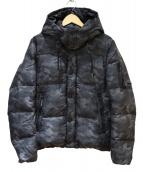 nano・universe(ナノユニバース)の古着「西川ダウンG-2ジャケット」|グレー