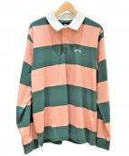 STUSSY(ステューシー)の古着「ラガーシャツ」