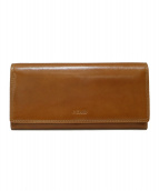 PICARD(ピカール)の古着「長財布」|ベージュ