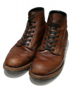 RED WING(レッドウィング)の古着「BECKMAN ROUND BOOTS」|ブラウン