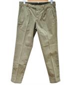 G.T.A(ジーティーアー)の古着「パンツ」 ベージュ