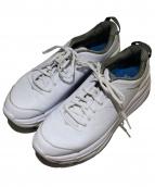 HOKAONEONE(ホカ オネオネ)の古着「スニーカー」 ホワイト