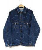 whiteland Blackburn(ホワイトランドブラックバーン)の古着「デニムジャケット」|インディゴ
