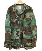 APPLEBUM(アップルバム)の古着「ファティーグジャケット」|グリーン