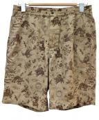 SASQUATCHfabrix.(サスクワァッチファブリックス)の古着「ショートパンツ」|ブラウン