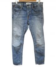 TALLEY × RHC Ron Herman(タリー×アールエイチシー ロンハーマン)の古着「デニムパンツ」|ブルー