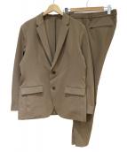 PLST(プラステ)の古着「セットアップスーツ」|ベージュ
