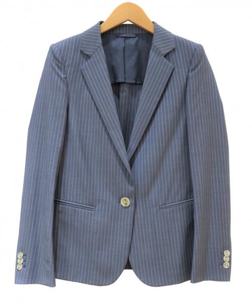 UNITED ARROWS(ユナイテッドアローズ)UNITED ARROWS (ユナイテッドアローズ) 1Bテーラードジャケット ブルー サイズ:36の古着・服飾アイテム