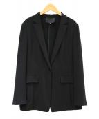 wb(ダブルビ)の古着「テーラードジャケット」|ブラック