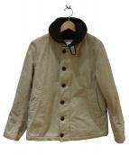 M.I.D.A.(ミダ)の古着「N1 Deck Jacket」|ベージュ