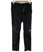 THE NORTH FACE(ザノースフェイス)の古着「バーブライトパンツ」|ブラック