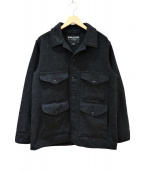 FILSON(フィルソン)の古着「マッキーノウールクルーザージャケット」|グレー