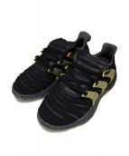 adidas(アディダス)の古着「ソバコフブースト」 ブラック