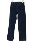 Wrangler(ラングラ-)の古着「11MWZデニムパンツ」|インディゴ