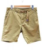 THE NORTHFACE PURPLELABEL(ザノースフェイスパープルレーベル)の古着「Stretch Twill Shorts」|ベージュ