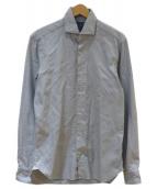 BARBA(バルバ)の古着「カッタウェイドレスシャツ」|グレー