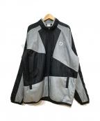 REEBOK(リーボック)の古着「CL ADV unisex bomber jacket」 グレー
