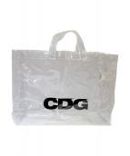 CDG(シーディージー)の古着「ビニールトートバッグ」