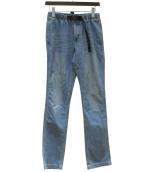 GRAMICCI(グラミチ)の古着「DENIM NN-PANTS」 インディゴ