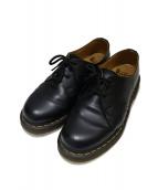 Dr.Martens(ドクターマーチン)の古着「1461 3ホールシューズ」|ブラック