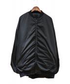 LAD MUSICIAN(ラッドミュージシャン)の古着「オーバーサイズMA1ジャケット」|ブラック