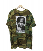 Supreme(シュプリーム)の古着「プリントTシャツ」 グリーン