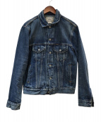 POLO RALPH LAUREN(ポロラルフローレン)の古着「DENIM TRUCKER JKT」 ブルー