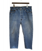 LEVIS(リーバイス)の古着「デニムパンツ」 ブルー