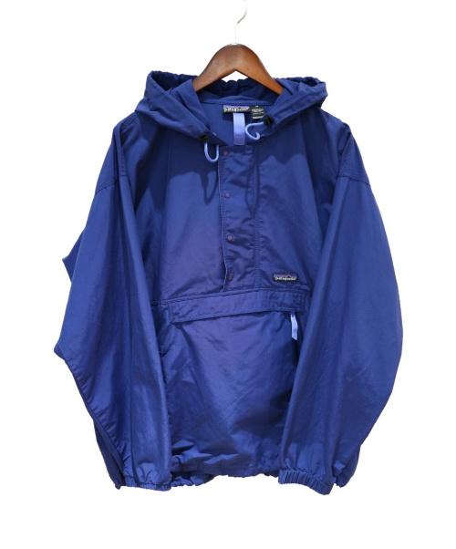 Patagonia(パタゴニア)Patagonia (パタゴニア) バキーズプルオーバー ブルー サイズ:Mの古着・服飾アイテム