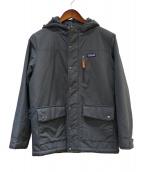 Patagonia(パタゴニア)の古着「ボーイズインファーノジャケット」 グレー