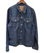 LEVIS(リーバイス)の古着「トラッカージャケット RIGID TWO」|インディゴ