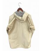 mont-bell(モンベル)の古着「レイントレッカー ジャケット」|アイボリー
