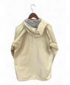 mont-bell()の古着「レイントレッカー ジャケット」 アイボリー