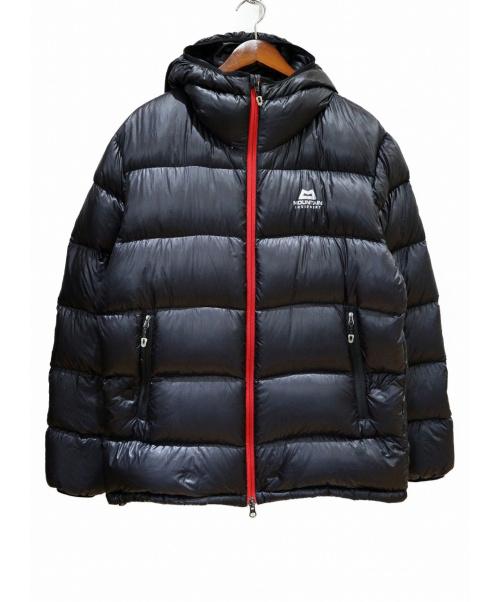MountainEquipment(マウンテンエキップメント)MountainEquipment (マウンテンエキップメント) Cloud Duvet ブラック サイズ:Mの古着・服飾アイテム