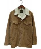 Wrangler(ラングラー)の古着「WRANGE COAT」|ベージュ