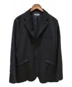 WILD THINGS(ワイルドシングス)の古着「テーラードジャケット」 ブラック
