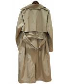 6(ROKU) BEAUTY&YOUTH(ロク ビューティアンドユース)の古着「トレンチコート」 ベージュ