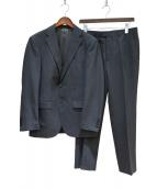 Black On TETE HOMME(ブラック オン テットオム)の古着「セットアップスーツ」|グレー