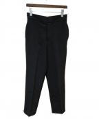 DEUXIEME CLASSE(ドゥーズィエム クラス)の古着「High-Waistパンツ」|ブラック