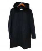 ef-de(エフデ)の古着「フーデッドコート」|ブラック